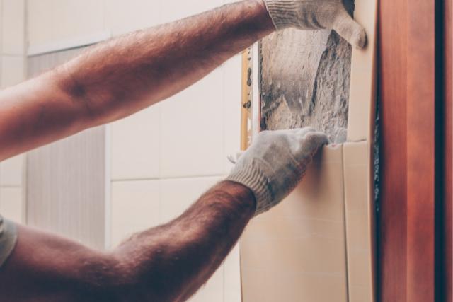 Gresham Tile Repair and Removal